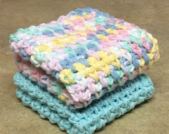 Baby Washcloths - Set of 2