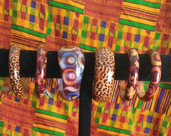 Authentic African Bangles