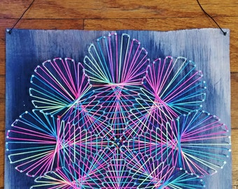 Nail Geometry Etsy