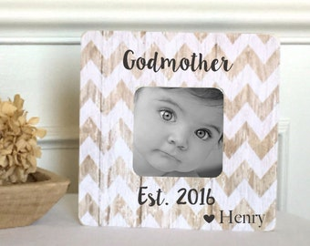 on sale godmother godfather godparents baptism gift dedication gift picture frame