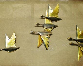 Flying Bird Wall Decor
