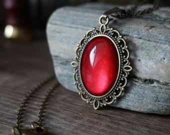 "Chain ""Shining Red"""