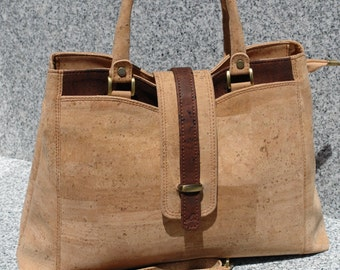 All Cork Handbag/Shoulder bag/Purse