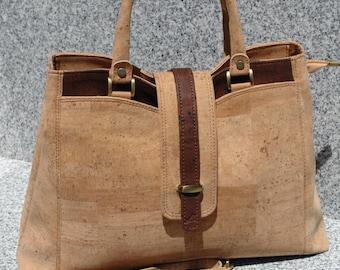 All Cork Handbag/Shoulder bag/Purse