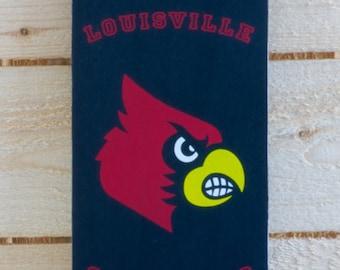 University of Louisville Bottle Opener, Louisville Cardinals Bottle Opener, Louisville Bottle Opener, U of L Bottle Opener