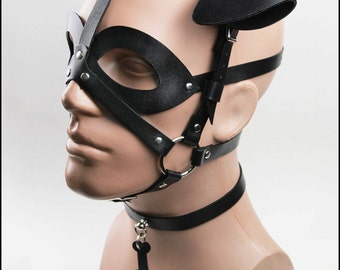 Puppy mask bdsm
