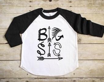 Big Sis Shirt - Big Sister Announcement Shirt - Pregnancy Announcement Shirt - Big Little Sister Shirt - Big Sister Gift - Big Sis Lil Sis