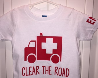 Ambulance T- Shirt