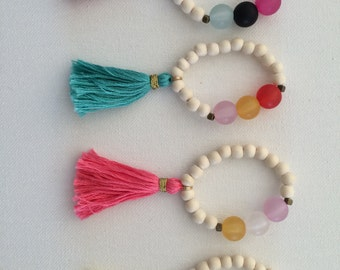 Candy Bead Girl Bracelet