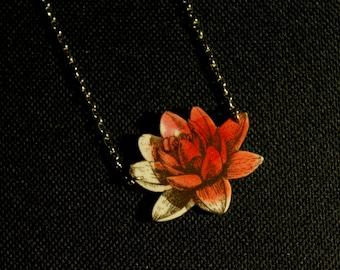 Lotus Flower-necklace