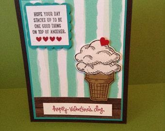 Valentine Card cute