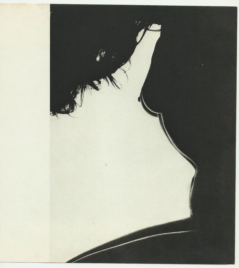 Minimalist Poster Erotic Naked Girls-7328