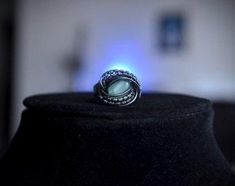 027 - jade ring