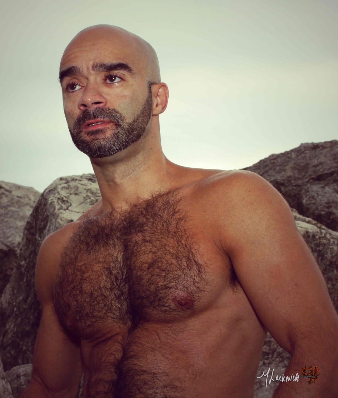 Puerto Rican Men Nude 45