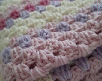 Baby blanket. Crochet Baby Blanket