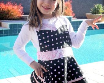 Pink Polka Dot - Child Size