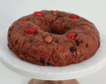 Marilyn's Gluten Free Fruit Cake - 2lb Delicious Fruitcake - Gourmet Gluten Free Baked Goods