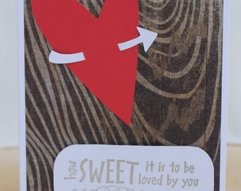 Wedding - Anniversary - Love Card