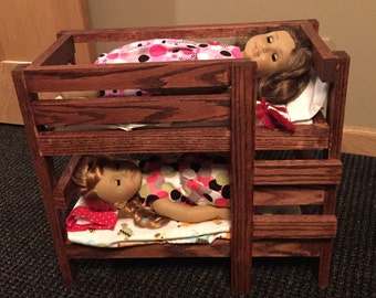 "Bunk Bed for 18"" Doll"