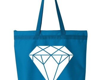 Diamond Tote