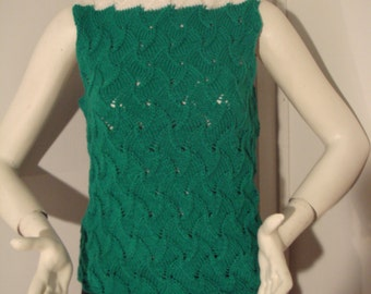 Lacy Hand Knits