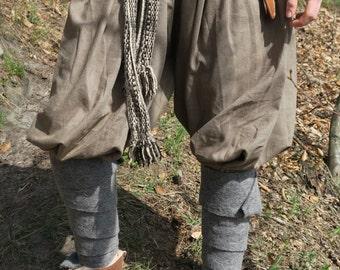 Medieval Viking Pants, Shalwar