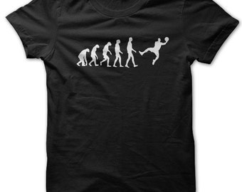Evolution of a Basketball Player t-shirt