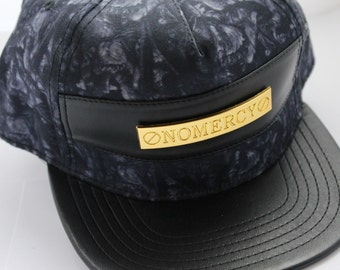 CAYLER & SONS | No Mercy Black Label Snapback Cap
