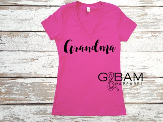 Future Grandma Shirt / You're going to be an Nana / You're going to be an Grandma / Pregnancy reveal / Family Pregnancy reveal