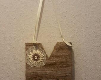 Handmade Decorative Hanging Letter