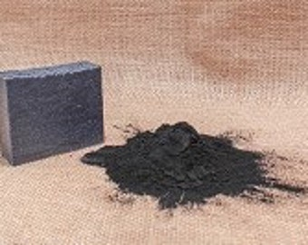 African Activated Charcoal Black Soap