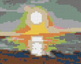 Lego Sunset