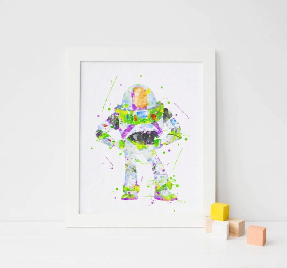 Toy Story Led Wall Light : Toy Story poster Buzz Lightyear print Pixar poster Toy Story printable Toy Story art toy story ...
