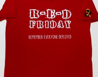 Blown Out RED Friday T
