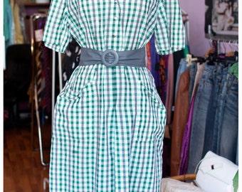 Vintage dress-Vintage 80