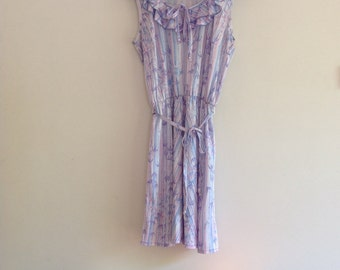 Vintage Lilac dress