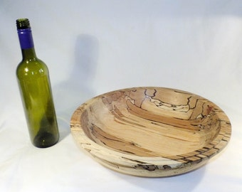 Spalted Beech Bowl 35cm