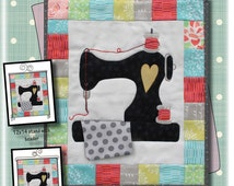 Sew Vintage Quilt Wall Hanging Pattern from Patch Abilities