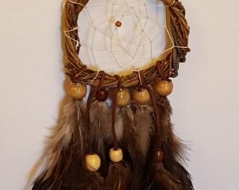 Rustic Dream Catcher
