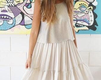 SALE | Women Skirt | Every Day Skirt | Elastic waistband skirt | Short Skirt | Knee length skirt