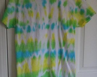Summery Tye Dye Shirt