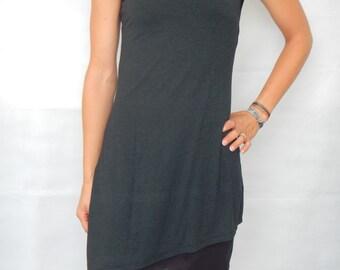 Jersey style dress, Doppellagig, Japan, summer dress