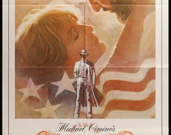 "Heaven's Gate (1980) Vintage Movie Poster - 27"" x 41"""