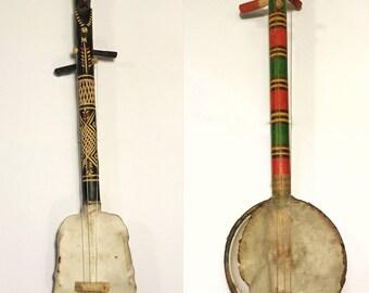 "Moroccan Gunibri and Lotar ""Guitar, Lute, Mandolin"""