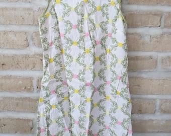 Vintage Homemade Dress