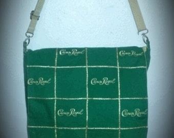 Crown Royal Messenger Bag