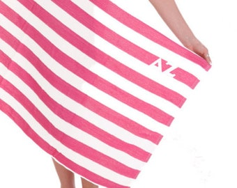 Delta Zeta Towel Stripes