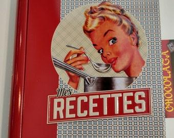 Recettes - book-box