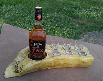 Driftwood Bourbon Party Starter Flight