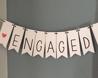 Engaged Banner